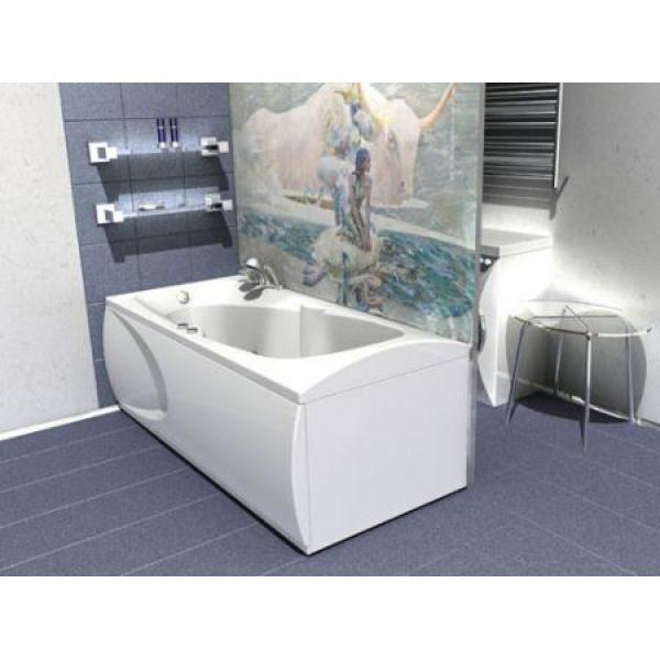 Акриловая ванна Aquatek Европа 180x80 (сифон)
