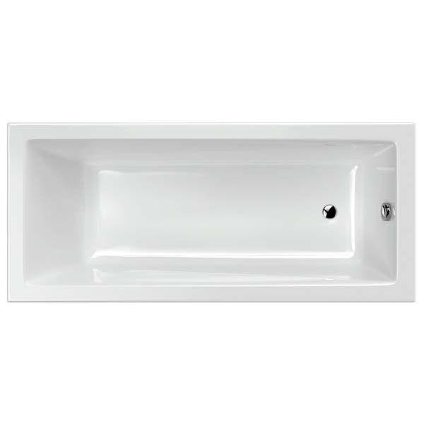 Акриловая ванна Excellent Wave 180х80 (сифон автомат)