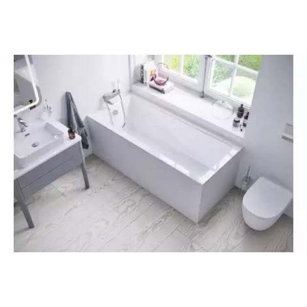 Акриловая ванна Excellent Wave Slim 160x80 (сифон автомат)