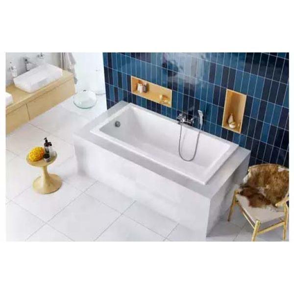 Акриловая ванна Excellent Wave 160x80 (сифон автомат)