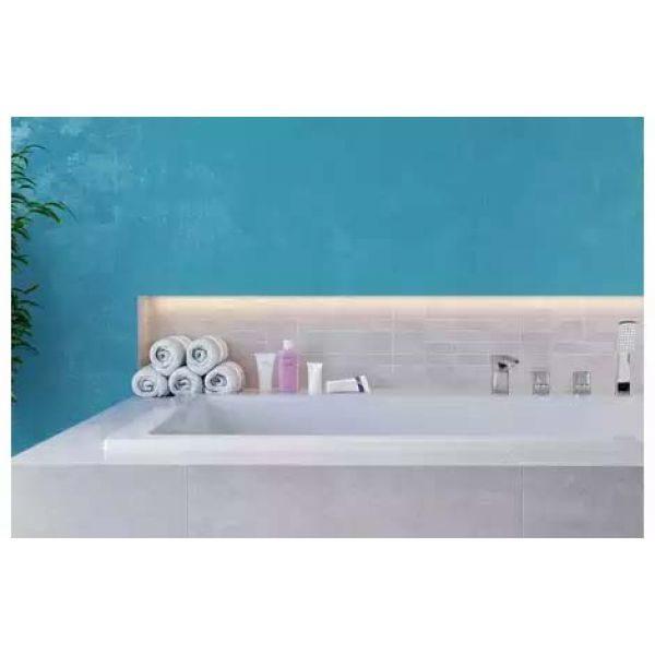 Акриловая ванна Excellent Wave Slim 160x70 (сифон автомат)