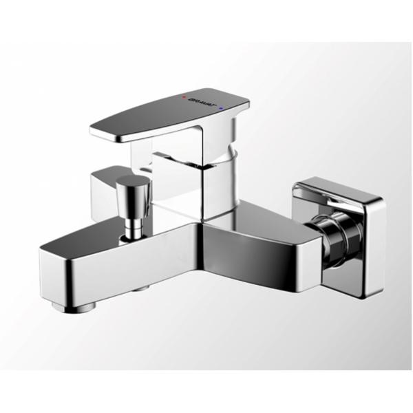 Смеситель для ванны Bravat Riffle F672106C-01