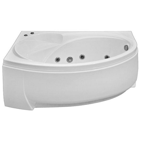 Акриловая ванна BAS Фэнтази 150х88 (сифон автомат)