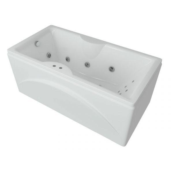 Акриловая ванна Aquatek Феникс 170x75 (сифон)