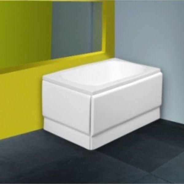 Акриловая ванна ARTEL PLAST Голуба 120x70 (сифон)