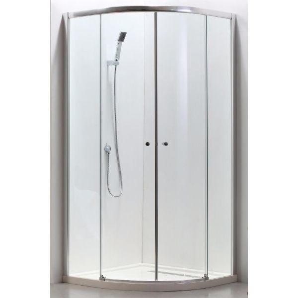 Душевой уголок Adema GLASS-100 100x100