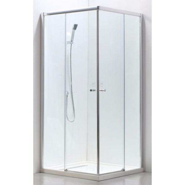 Душевой уголок Adema GLASS VIERKANT 100x100