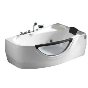 Гидромассажная ванна Gemy G9046 K (сифон автомат)