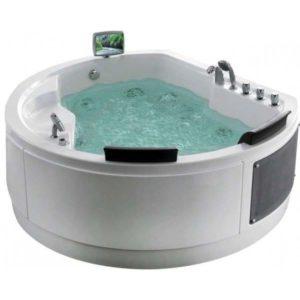 Гидромассажная ванна Gemy G9063 O (сифон автомат)