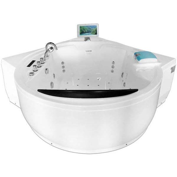 Гидромассажная ванна Gemy G9071 II O (сифон автомат)