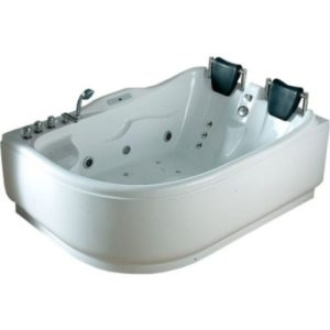 Гидромассажная ванна Gemy G9083 K (сифон автомат)