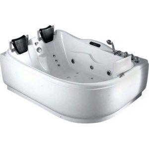 Гидромассажная ванна Gemy G9083 O (сифон автомат)