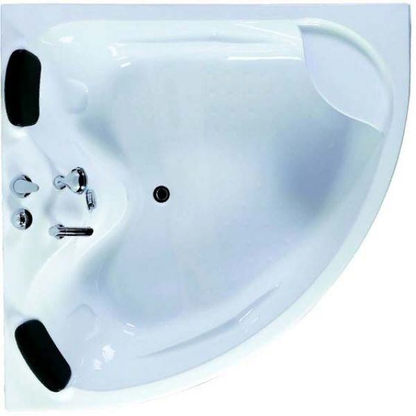 Гидромассажная ванна Gemy G9041 B (сифон автомат)