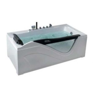 Гидромассажная ванна Gemy G9055 O (сифон автомат)