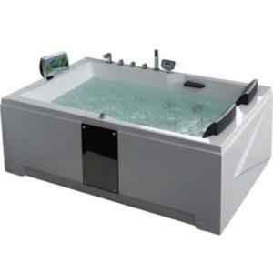 Гидромассажная ванна Gemy G9061 New O (сифон автомат)