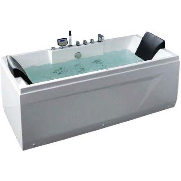 Гидромассажная ванна Gemy G9065 K (сифон автомат)