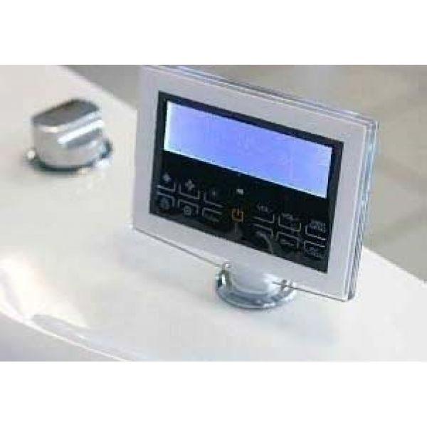 Гидромассажная ванна Gemy G9072 O (сифон автомат)