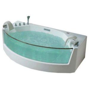 Акриловая ванна Gemy G9079 (сифон автомат)