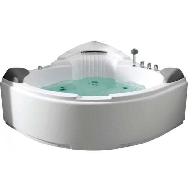 Гидромассажная ванна Gemy G9082 K (сифон автомат)