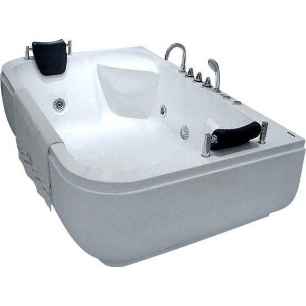 Гидромассажная ванна Gemy G9085 K (сифон автомат)