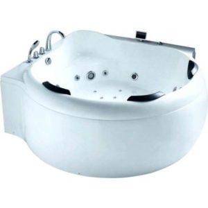Гидромассажная ванна Gemy G9088 K (сифон автомат)