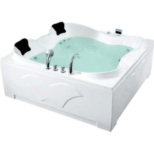 Гидромассажная ванна Gemy G9089 K (сифон автомат)
