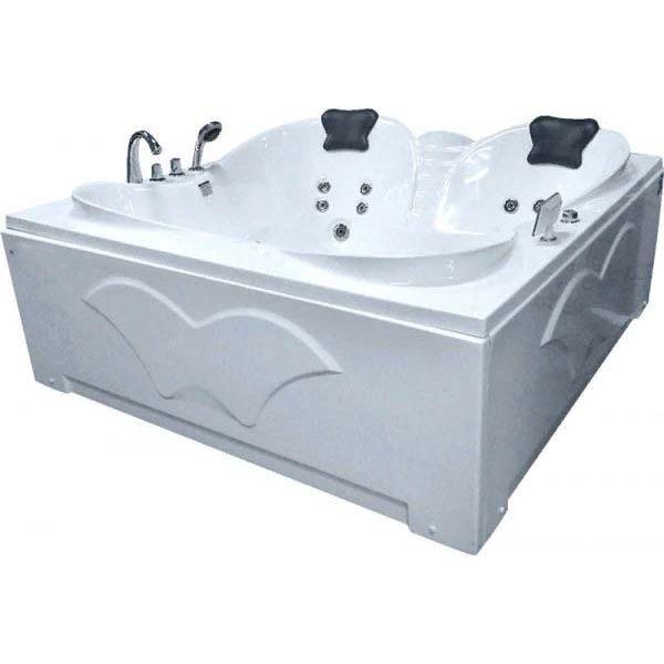Гидромассажная ванна Gemy G9089 O (сифон автомат)