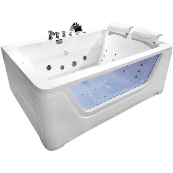 Гидромассажная ванна Gemy G9226 K (сифон автомат)