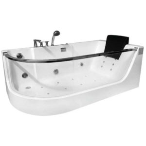 Гидромассажная ванна Gemy G9227 E (сифон автомат)