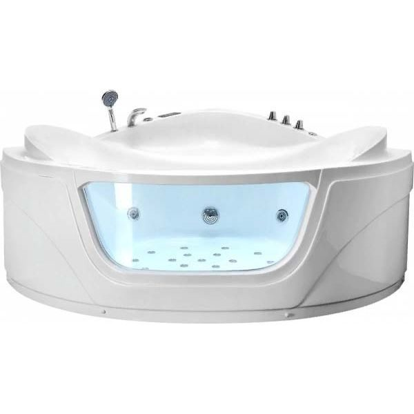 Гидромассажная ванна Gemy G9247 K (сифон автомат)