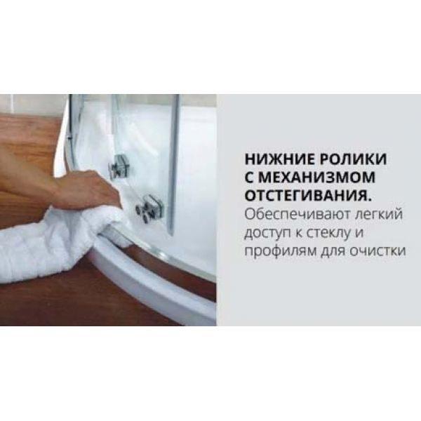 Душевой уголок Good Door Infinity CR-100 100х100