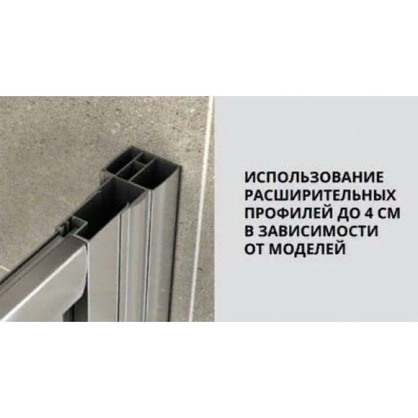 Душевой уголок Good Door Infinity R-120 120х80