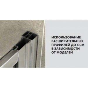 Душевой уголок Good Door Infinity R-90 90х90