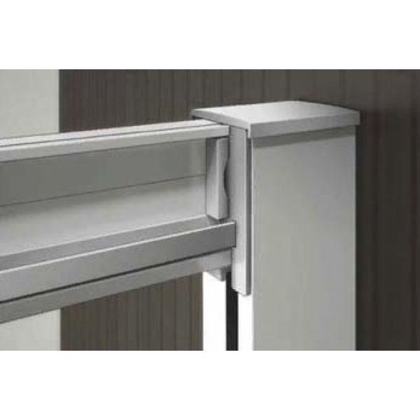 Душевой уголок Good Door Latte R-90 90х90