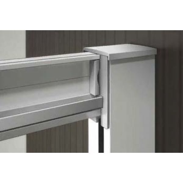 Душевой уголок Good Door Latte WTW 140х80