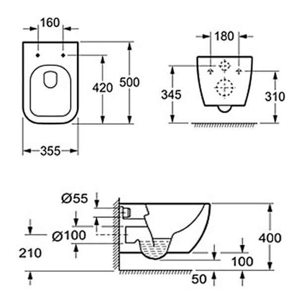 Комплект инсталляции Grohe Rapid SL 38775001 10 в 1