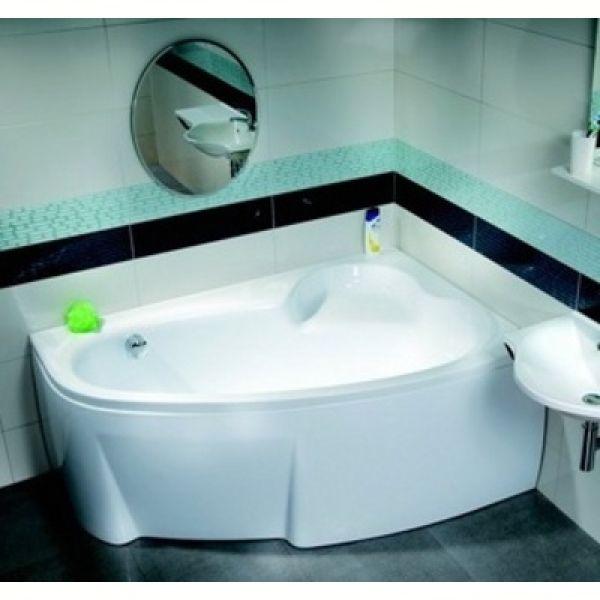 Акриловая ванна Ravak Asymmetric 150x100 (сифон автомат)