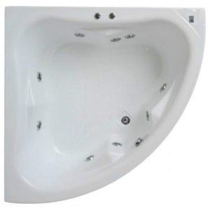 Гидромассажная ванна BAS Империал 150х150 (сифон автомат)