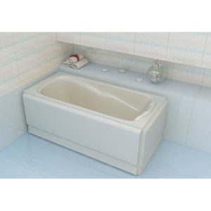 Акриловая ванна ARTEL PLAST Искра 130x75 (сифон)