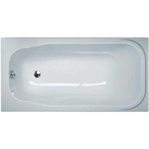 Акриловая ванна Kolo Aqualino 160x70 (сифон)