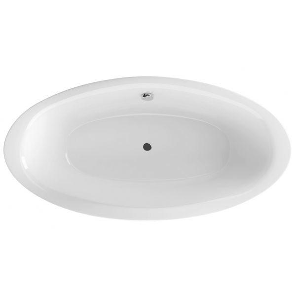 Акриловая ванна Excellent Lumina 190x95 (сифон автомат)