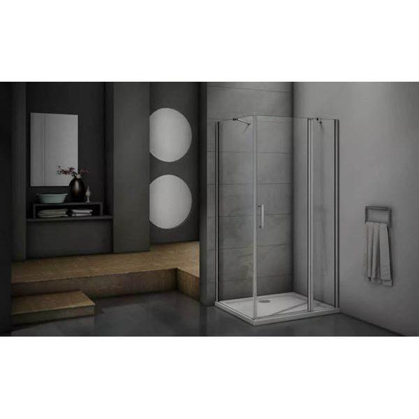 Душевой уголок Good Door MOKKA WTW+SP 120x100