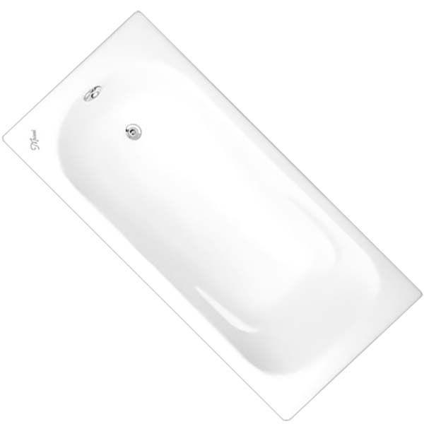 Чугунная ванна Maroni Colombo 160x75 (сифон)