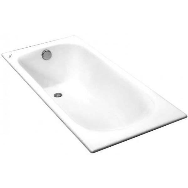 Чугунная ванна Maroni Orlando 120x70 (сифон)