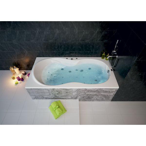 Акриловая ванна Aquatek Мартиника 180x90 (сифон)