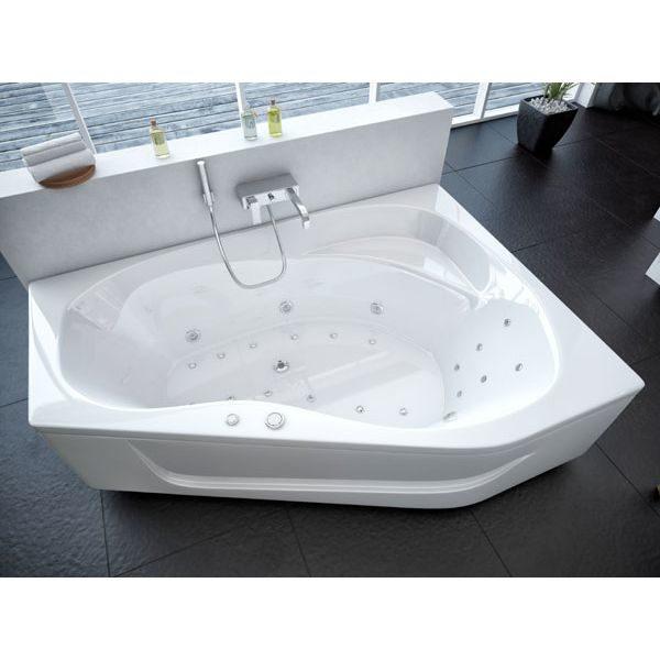 Акриловая ванна Aquatek Медея 170х95 (сифон)