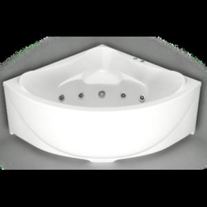 Гидромассажная ванна BAS Модена 150х150 (сифон автомат)