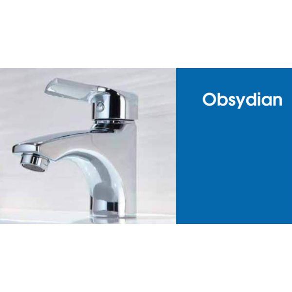 Смеситель для биде Armatura Obsydian 5107-015-00