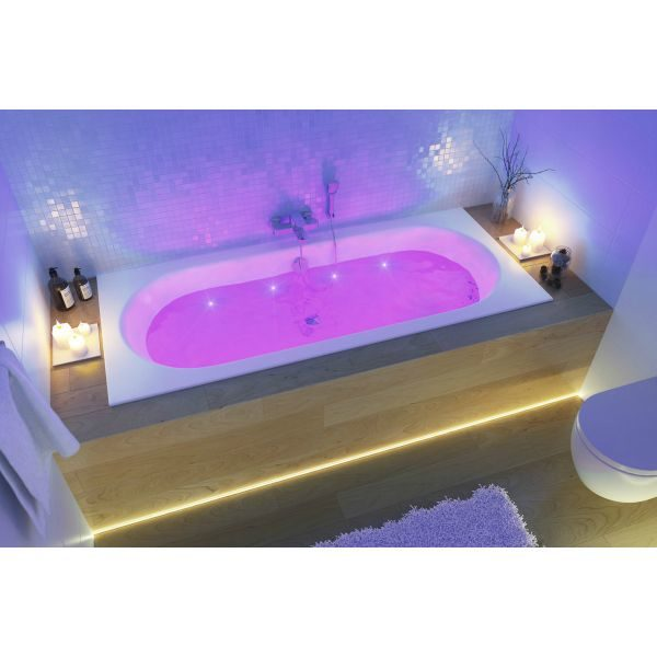 Акриловая ванна Excellent Oceana 180x80 (сифон автомат)