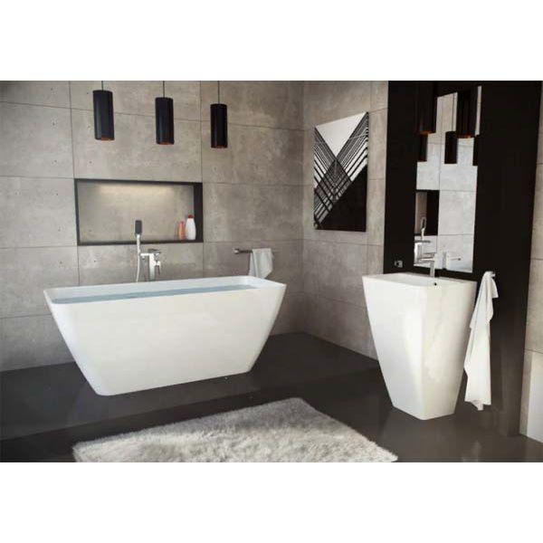 Смеситель для ванны и душа Omnires Parma PM7433 CHR напольный
